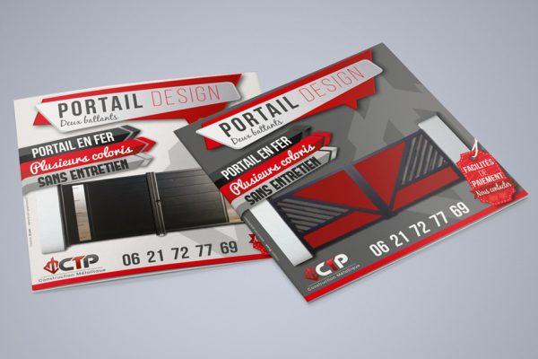B'com flyers CTP Construction métallique