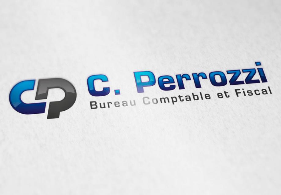 B'com Logo Christophe Perrozzi